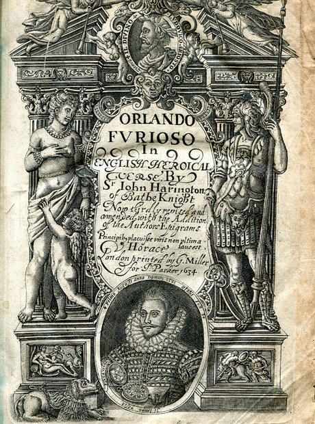 Orlando Furioso Ariosto