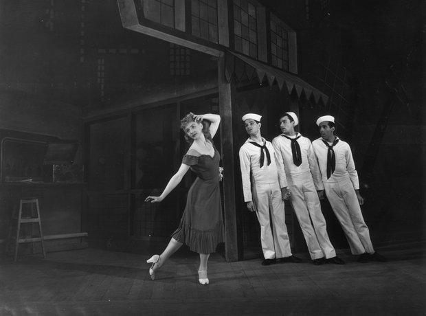 Fancy Free ballet Bernstein