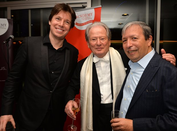 Joshua Bell Neville Marriner Murray Perahia 90th birthday concert Royal Festival Hall