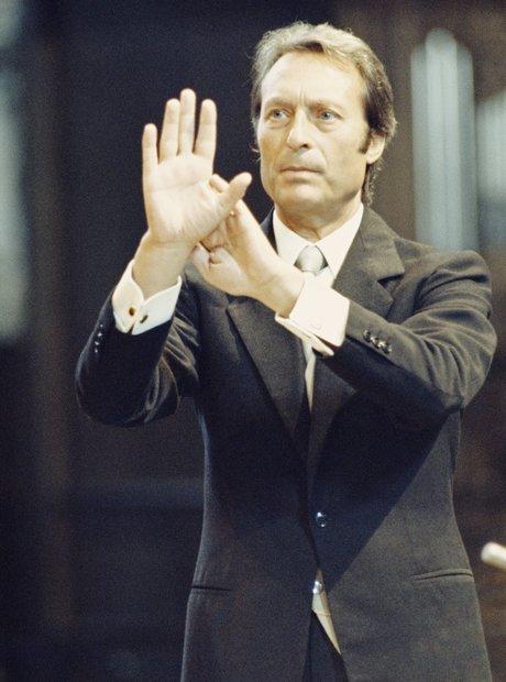 Carlo Maria Giulini conductor
