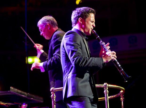 Andreas Ottensamer at Classic FM Live 2014