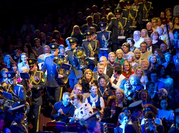 Central Band of the Royal Classic FM Live 2014