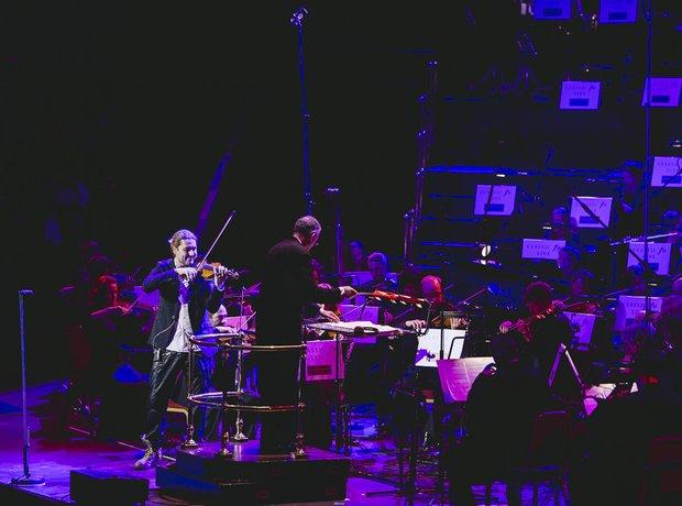David Garrett at Classic FM Live 2014