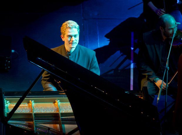 Joseph Moog at Classic FM Live 2014