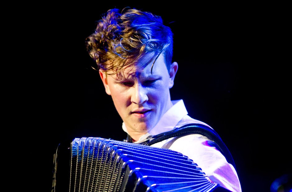 Martynas Levickis at Classic FM Live 2014
