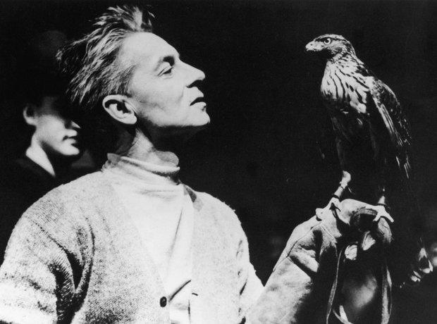 Výsledek obrázku pro FOTO Herbert von Karajan
