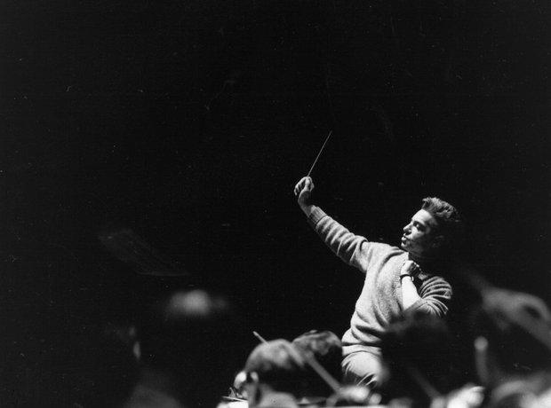 Herbert von Karajan conductor
