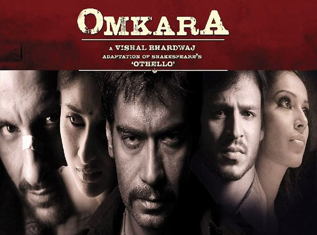 Othello William Shakespeare tragedy Omkara Vishal