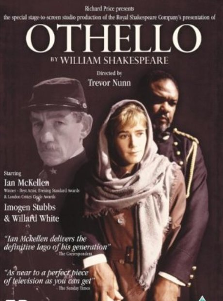 Othello William Shakespeare tragedy