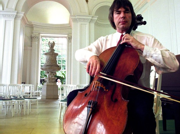Julian Lloyd Webber cellist Kensington Palace