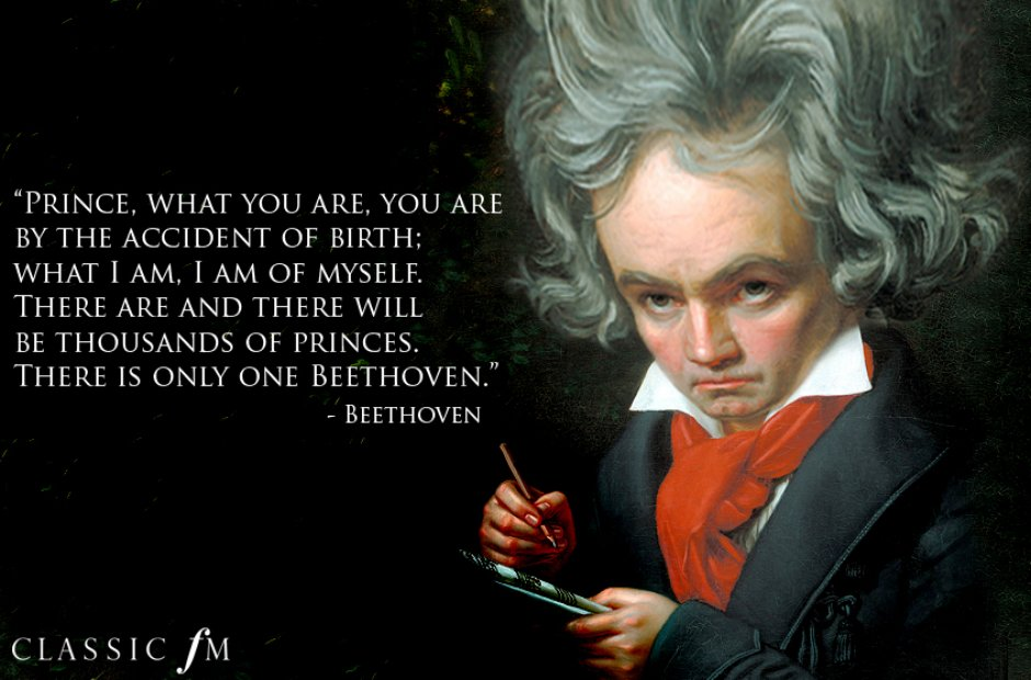 Egotistical Composers The Best Big Headed Musical Quotes Classic Fm