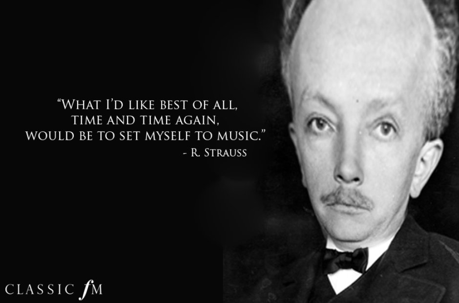 egotistical composer quotes