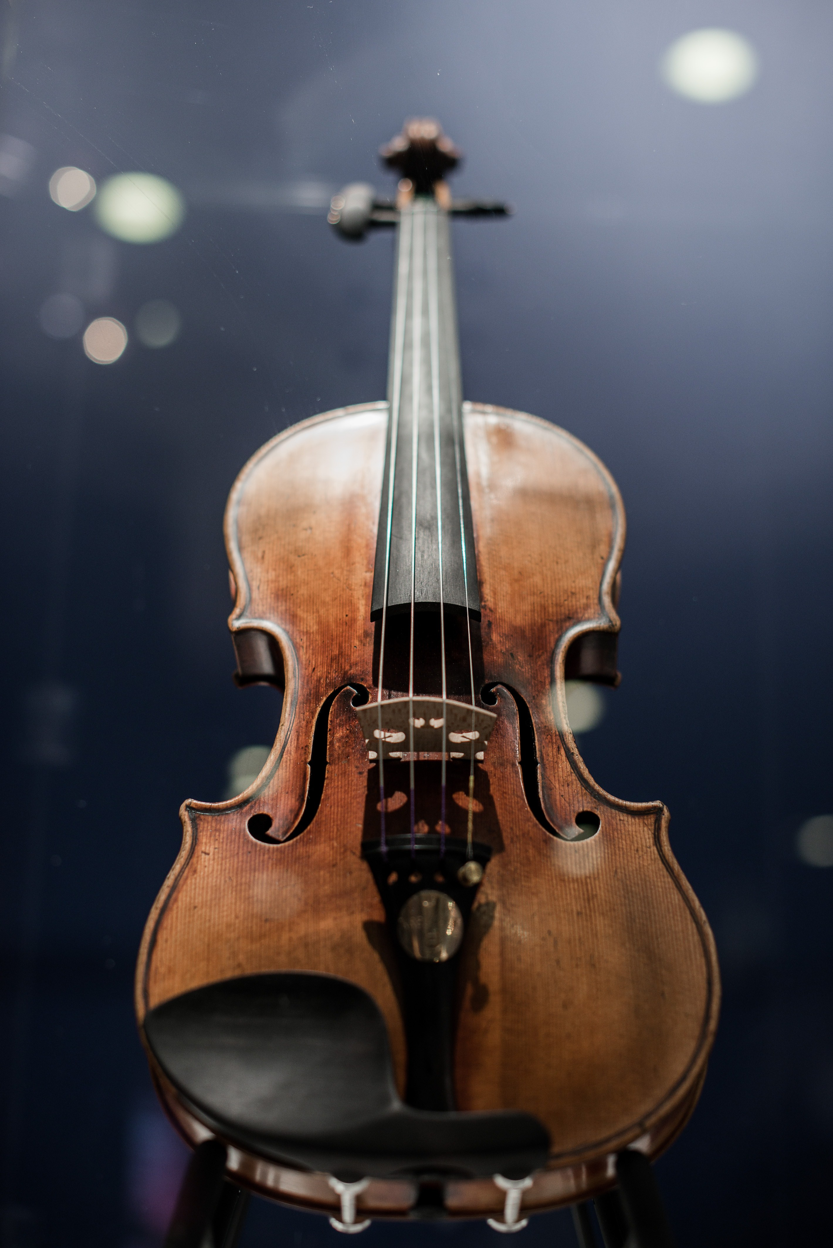 Kreutzer Stradivarius violin
