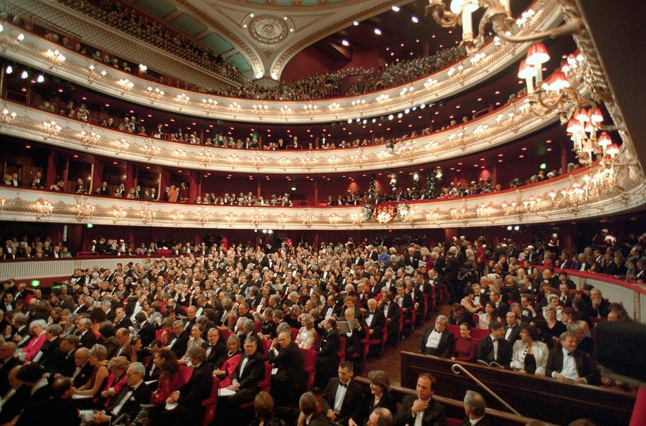 Royal opera house covent garden 14 uk concert halls for Royal classic house
