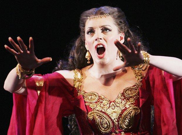 Armida Handel Rinaldo Rachelle Durkin opera Sydney