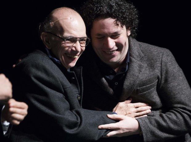 Gustavo Dudamel Jose Antonio Abreu El Sistema