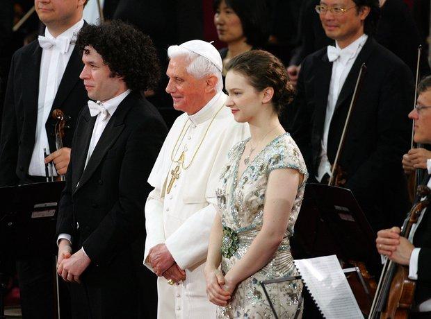 Celebrating The Pope S 80th Birthday Gustavo Dudamel 10 Facts