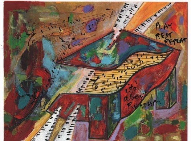 Classical music art