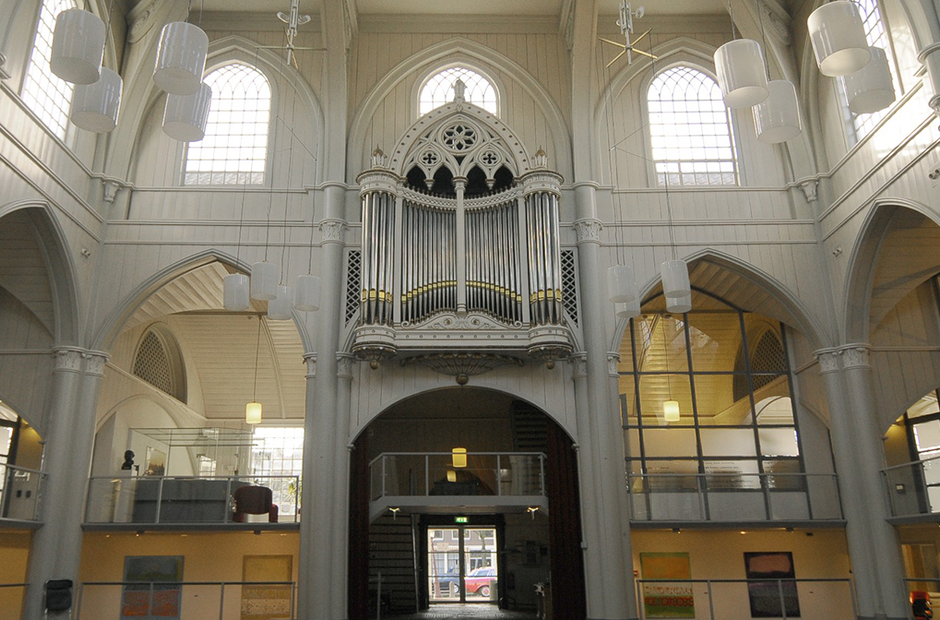 Amsterdam classical music venues Amstelkerk
