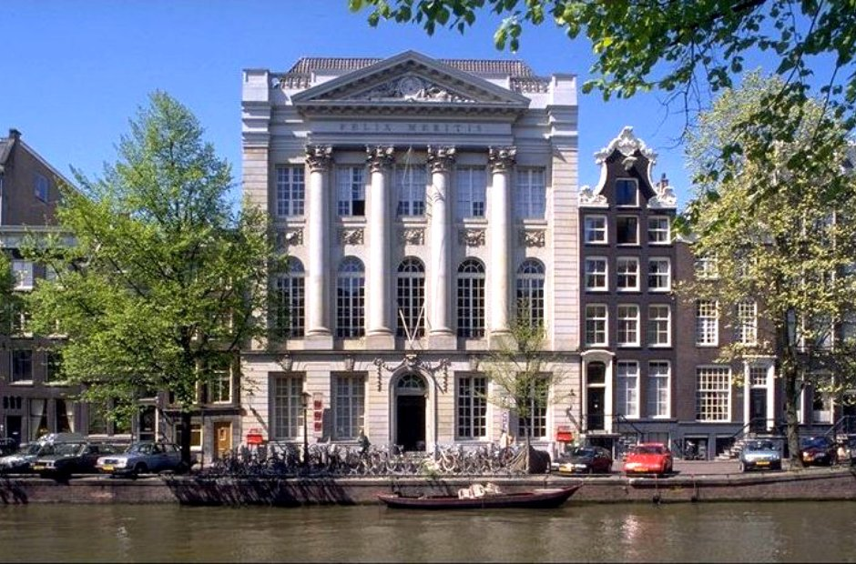 Amsterdam classical music venues felix meritis concert hall
