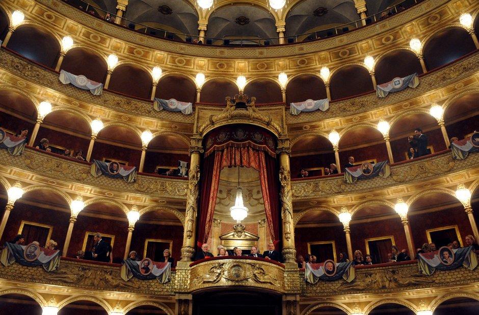 Rome city musical venues teatro dell'opera di roma