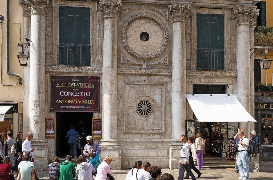 Venice Ateneo San Basso