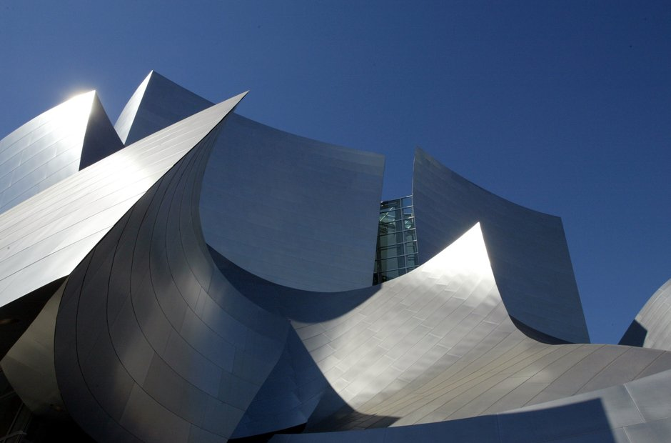 Los Angeles Walt Disney Concert Hall