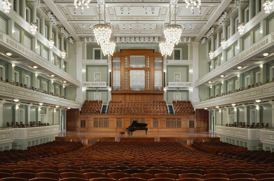 Schermerhorn Symphony Center Nashville