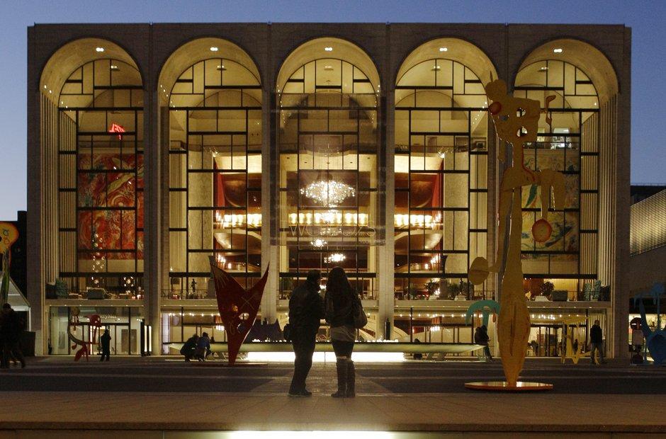 New York Metropolitan Opera met