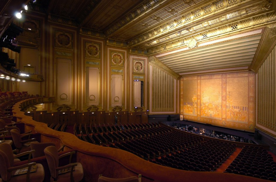 Chicago Lyric Opera Ardis Krainik Theater