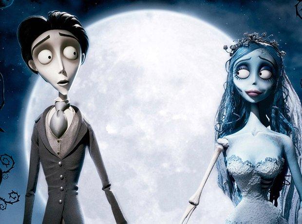 Corpse Bride Elfman Burton