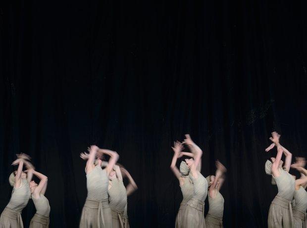 English National Ballet at Glastonbury 2014