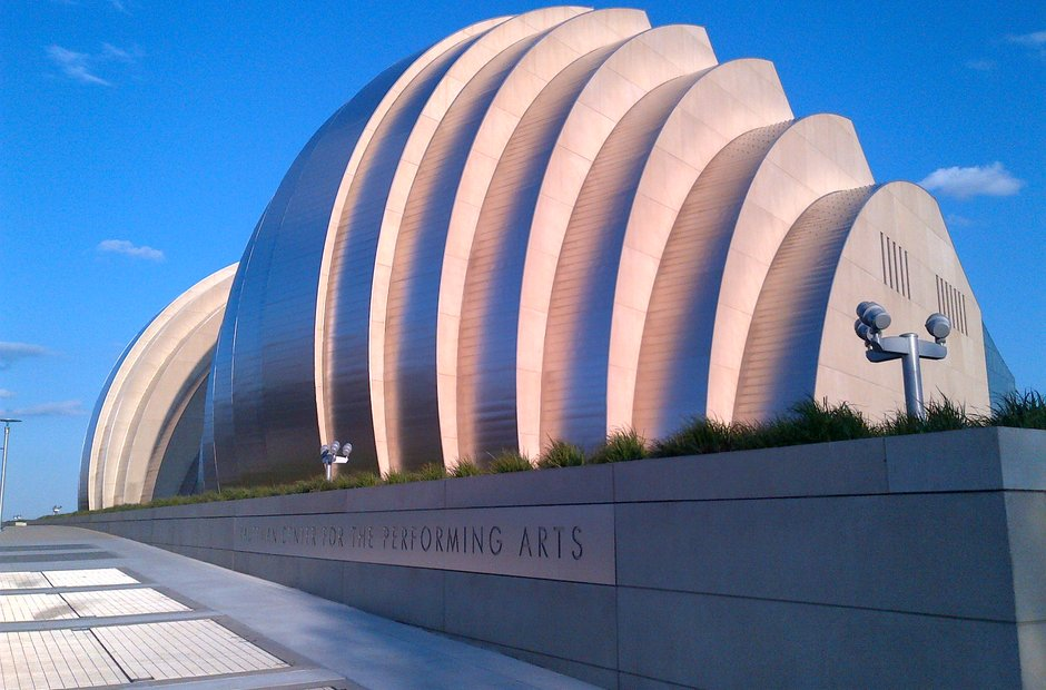 Kaufmann Center for Performing Arts Kansas City