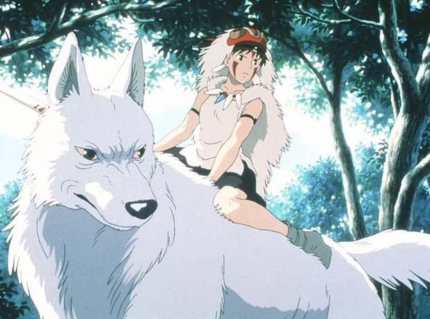 Princess Mononoke Hayao Miyazaki Studio Ghibli Joe Hisaishi