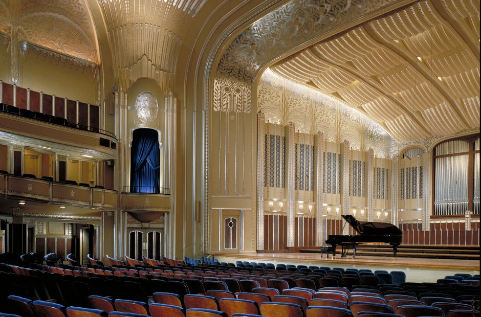 Severance Hall Cleveland