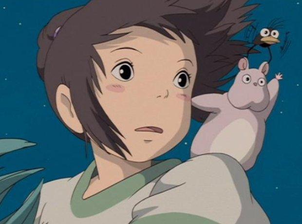 Spirited Away Joe Hisaishi Hayao Miyazaki studio ghibli