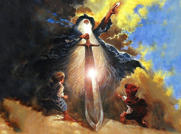 Lord of the Rings Bakshi Leonard Rosenman