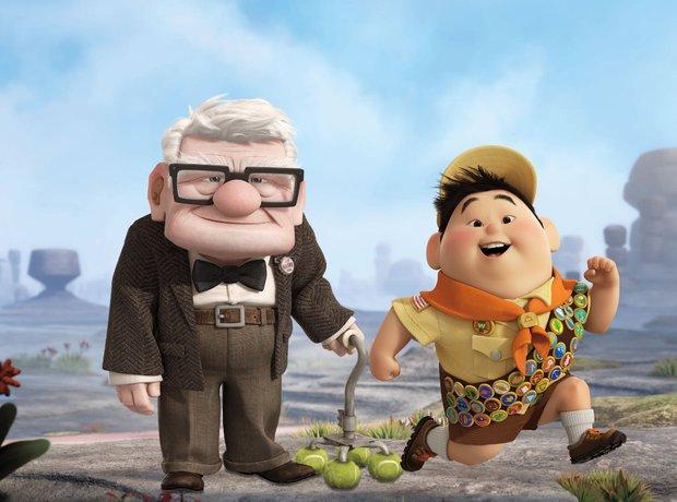 Up Disney Pixar Michael Giacchino