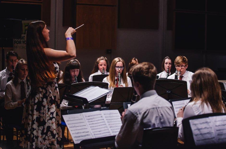 Abraham Darby Academy Clarinet Choir