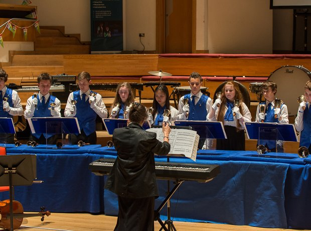 Bournemouth Youth Handbell Team