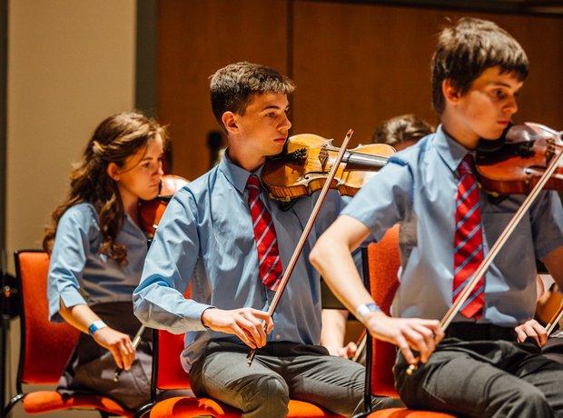 Caerleon Comprehensive School Orchestra