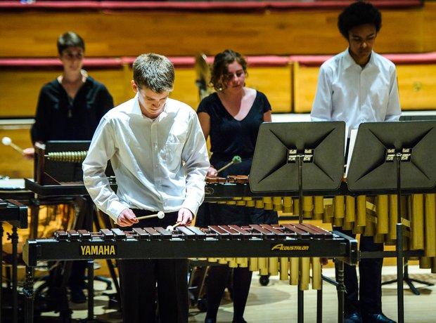 Centre for Young Musicians Percussion Ensemble