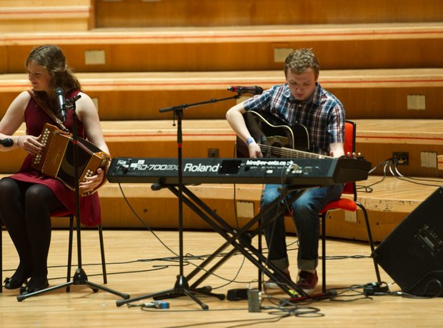 Cóiriú Music For Youth National Festival
