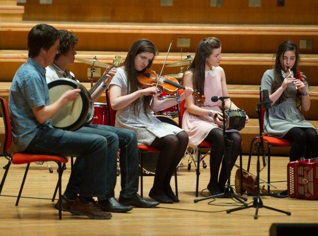 Cóiriú Music For Youth National Festival