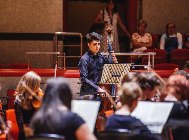 City of Sheffield Senior Schools Orchestra