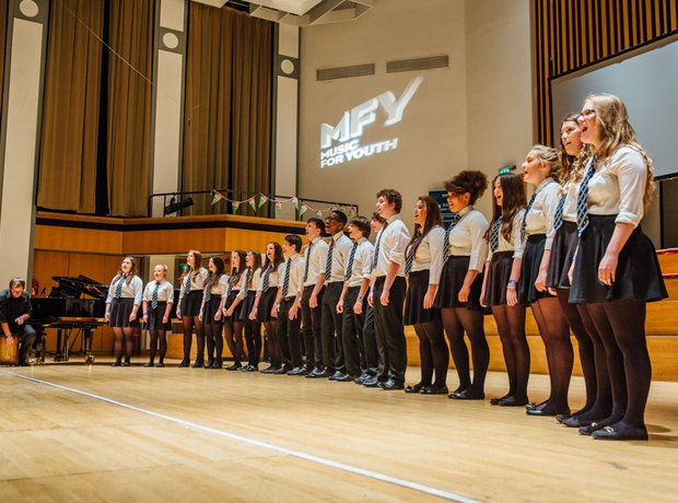 Croesyceiliog School Chamber Choir