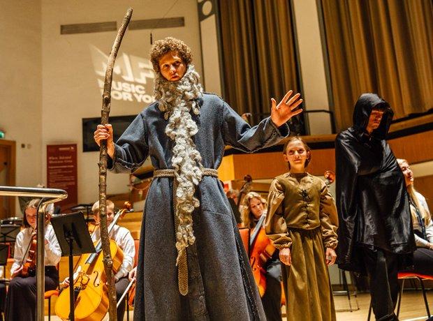 Egglescliffe School Orchestra