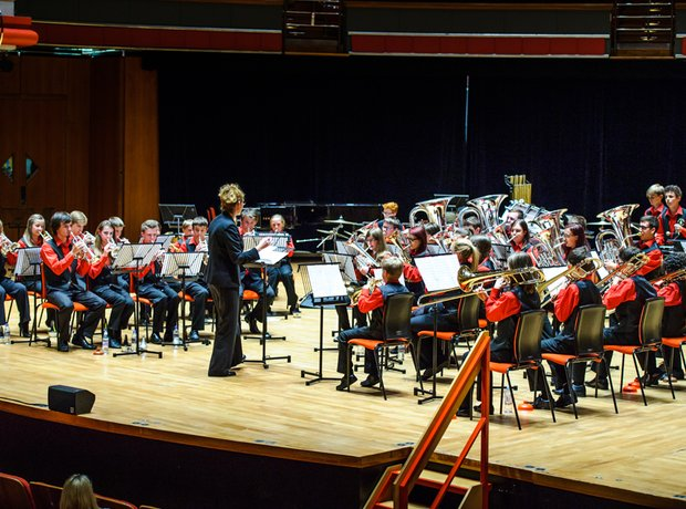 Elland Silver Youth Band
