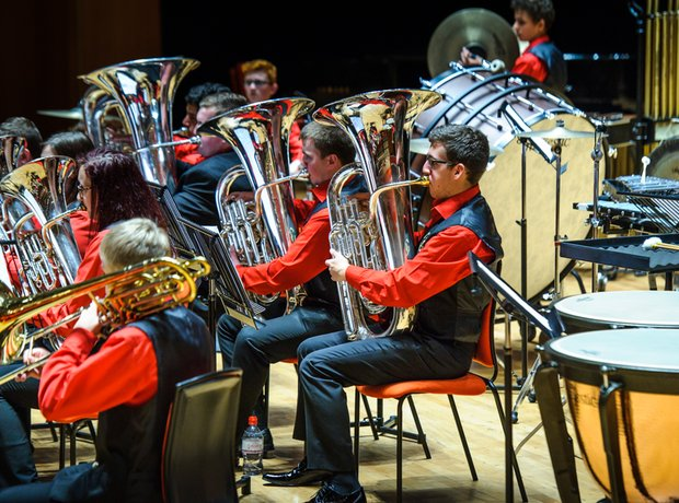 Elland Silver Youth Band