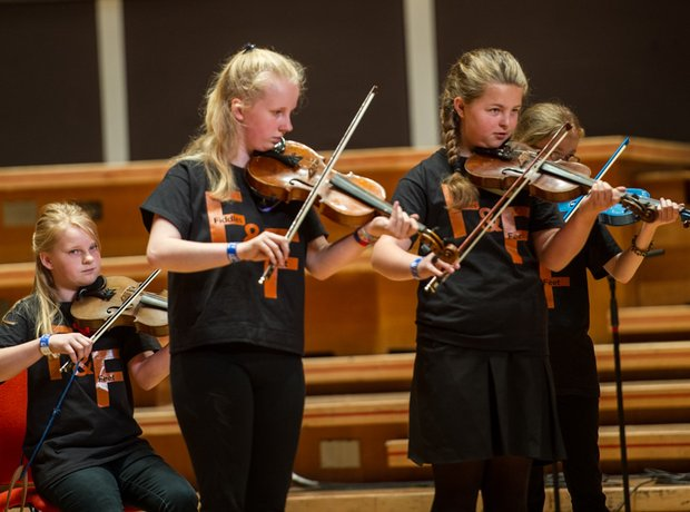 Fiddles and Feet Music For Youth